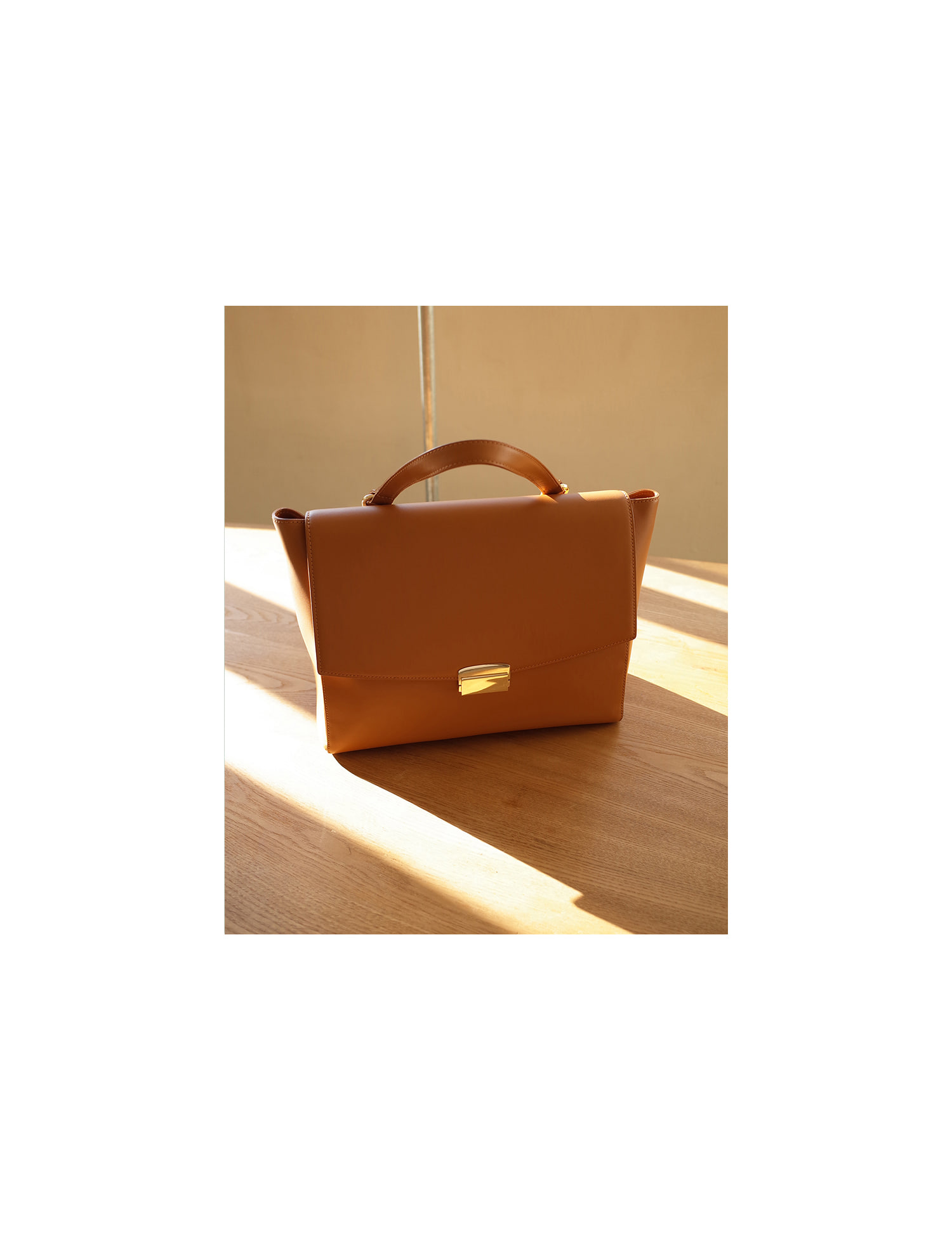 Brise bag brown